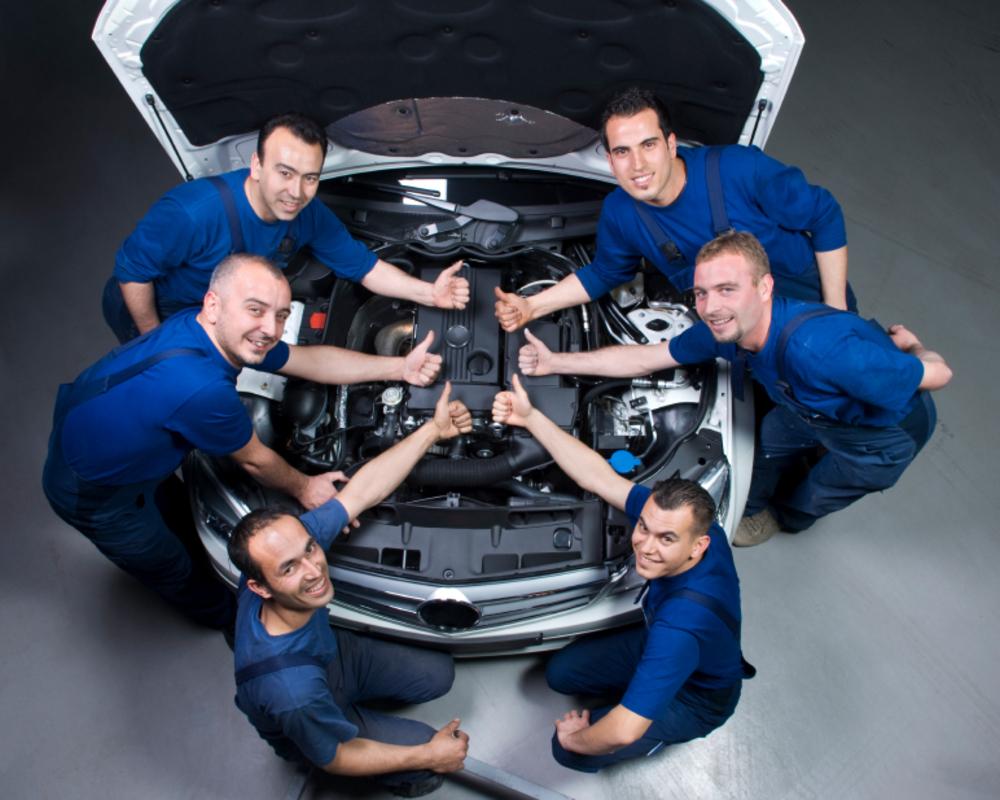 Taller mecanico automotriz-speed service